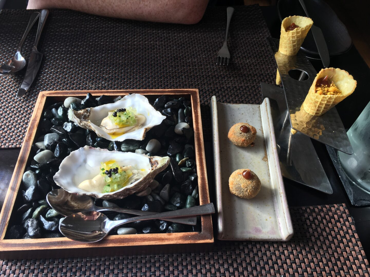 Restaurant review – House of Tides Valentines Day Taster Menu 14/2/16