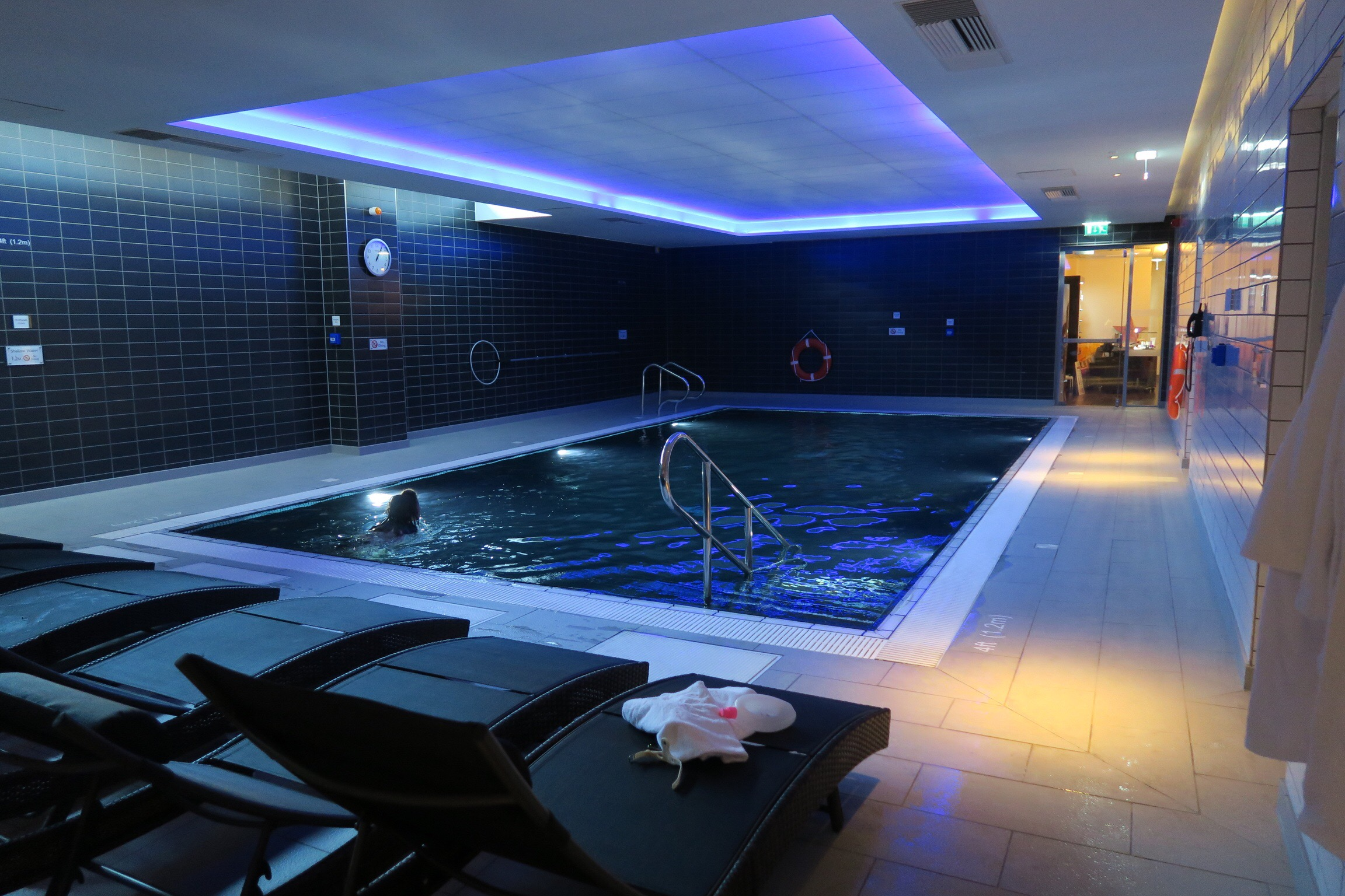 Mineral House Spa Review Crowne Plaza Hotel Newcastle Upon Tyne Nomipalony