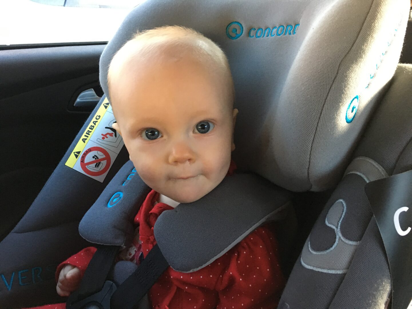 Review Video: Concord Reverso – Extended Rear Facing Car Seat