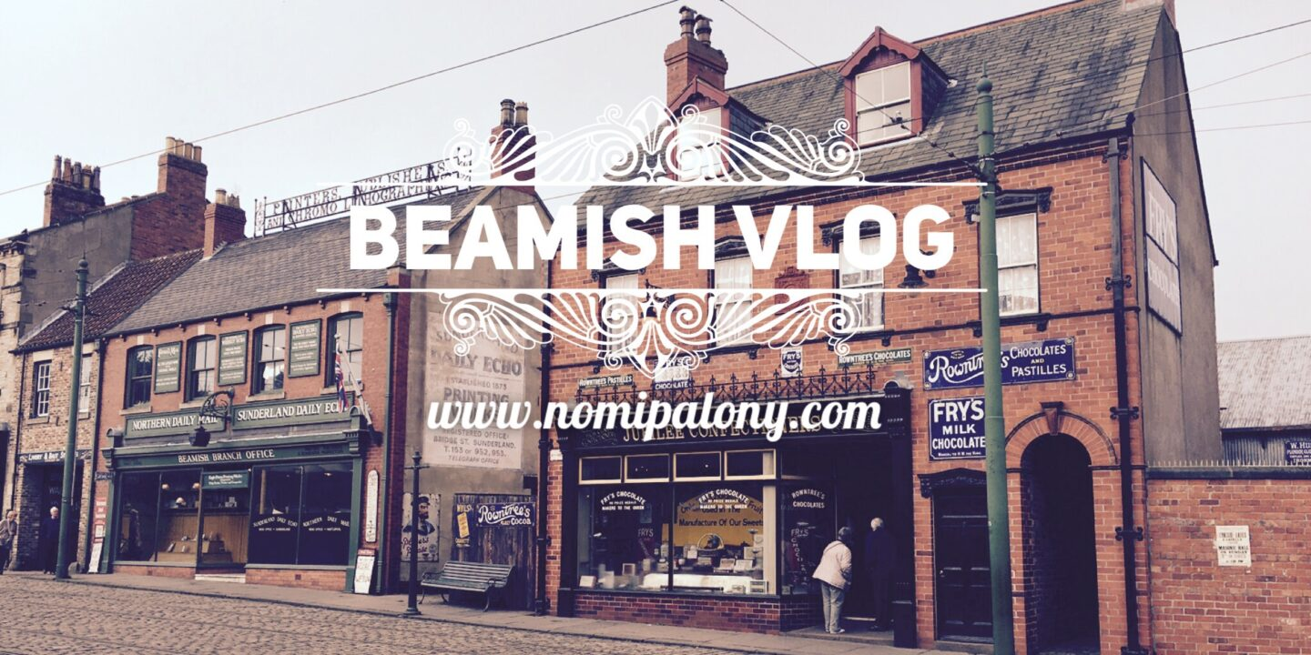 Blog and vlog: Stepping into the past at Beamish Open Air Museum