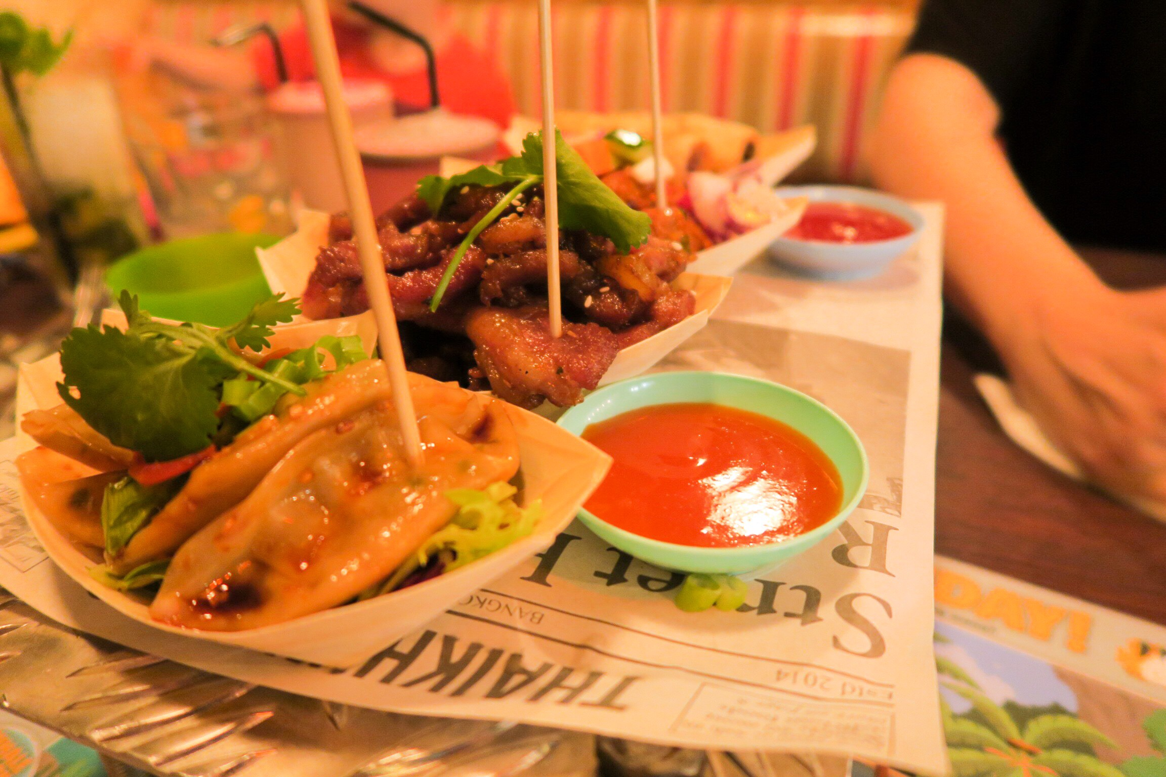 Review: Thaikhun kids meals, Metro Centre