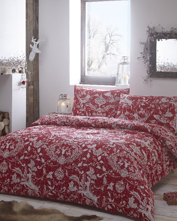 Best festive Christmas bedding