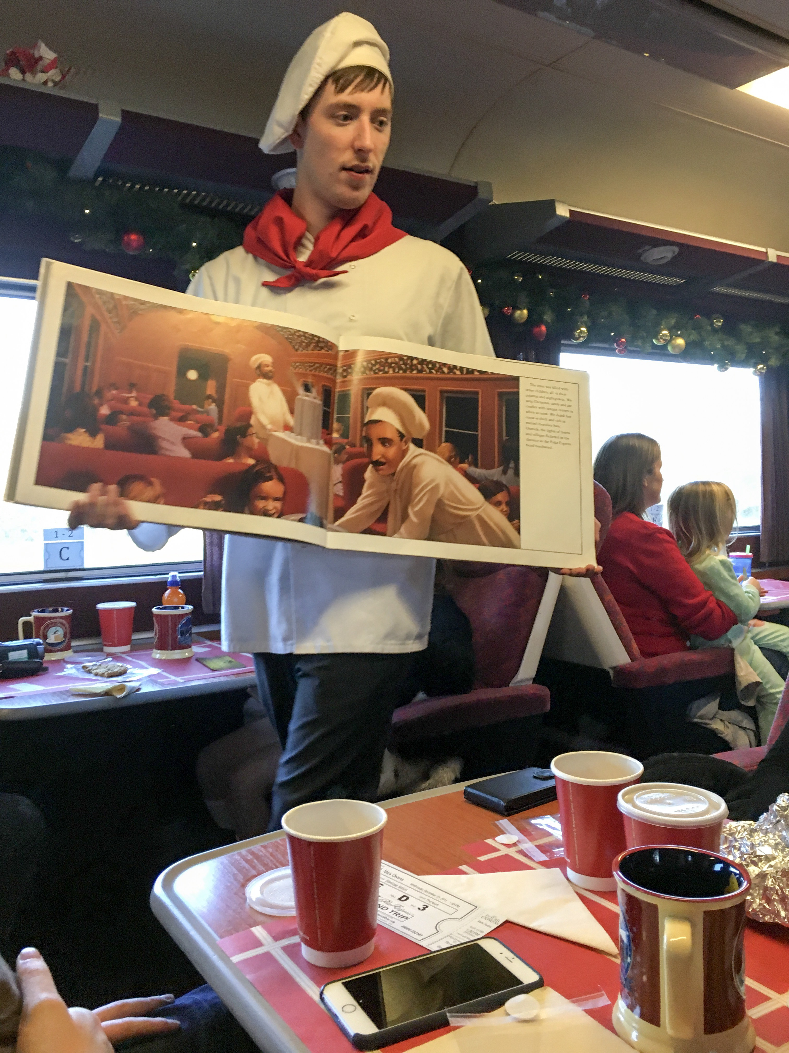 An honest review of the Polar Express train at Weardale Railway