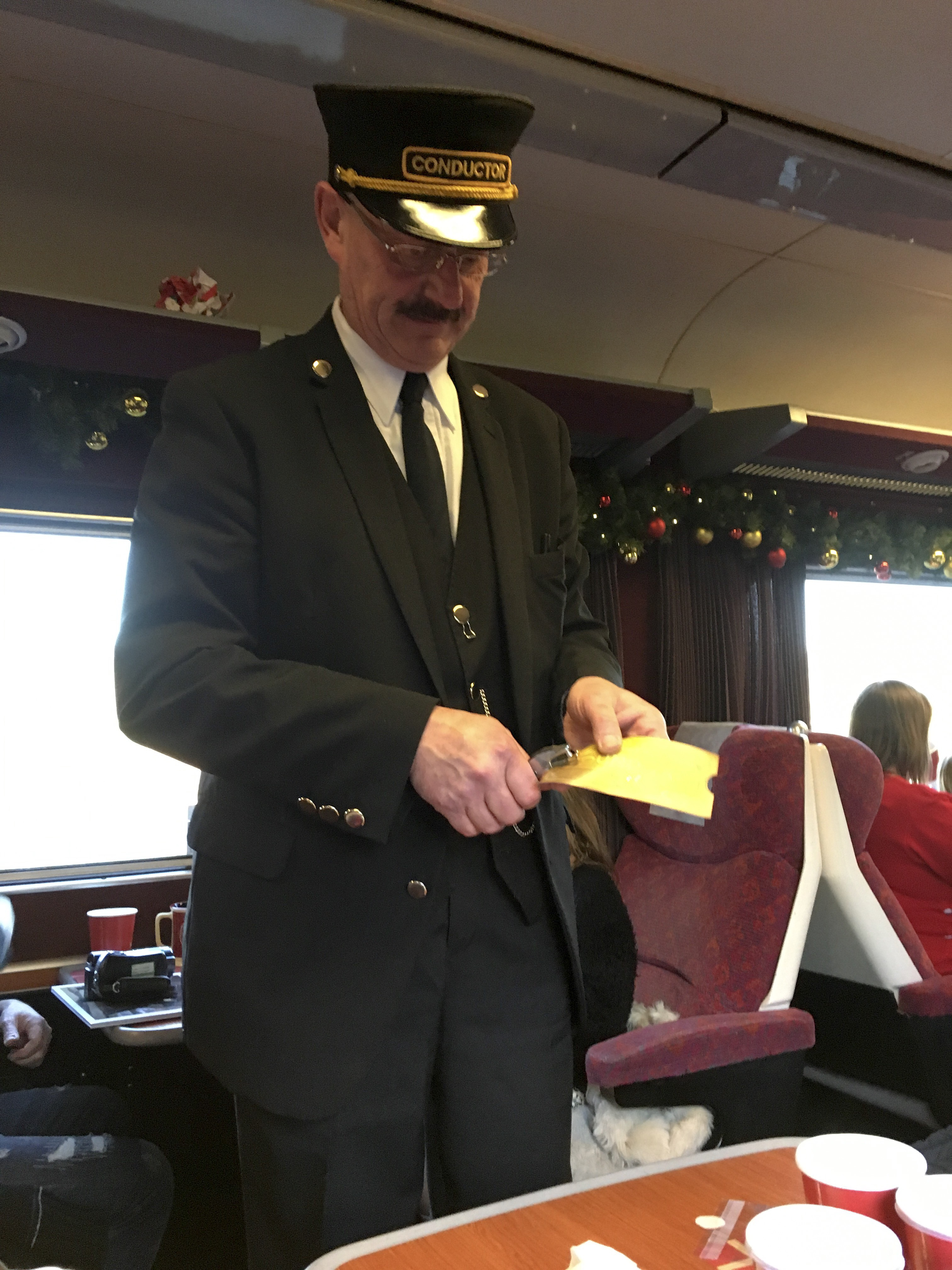 Review of Weardale's Polar Express