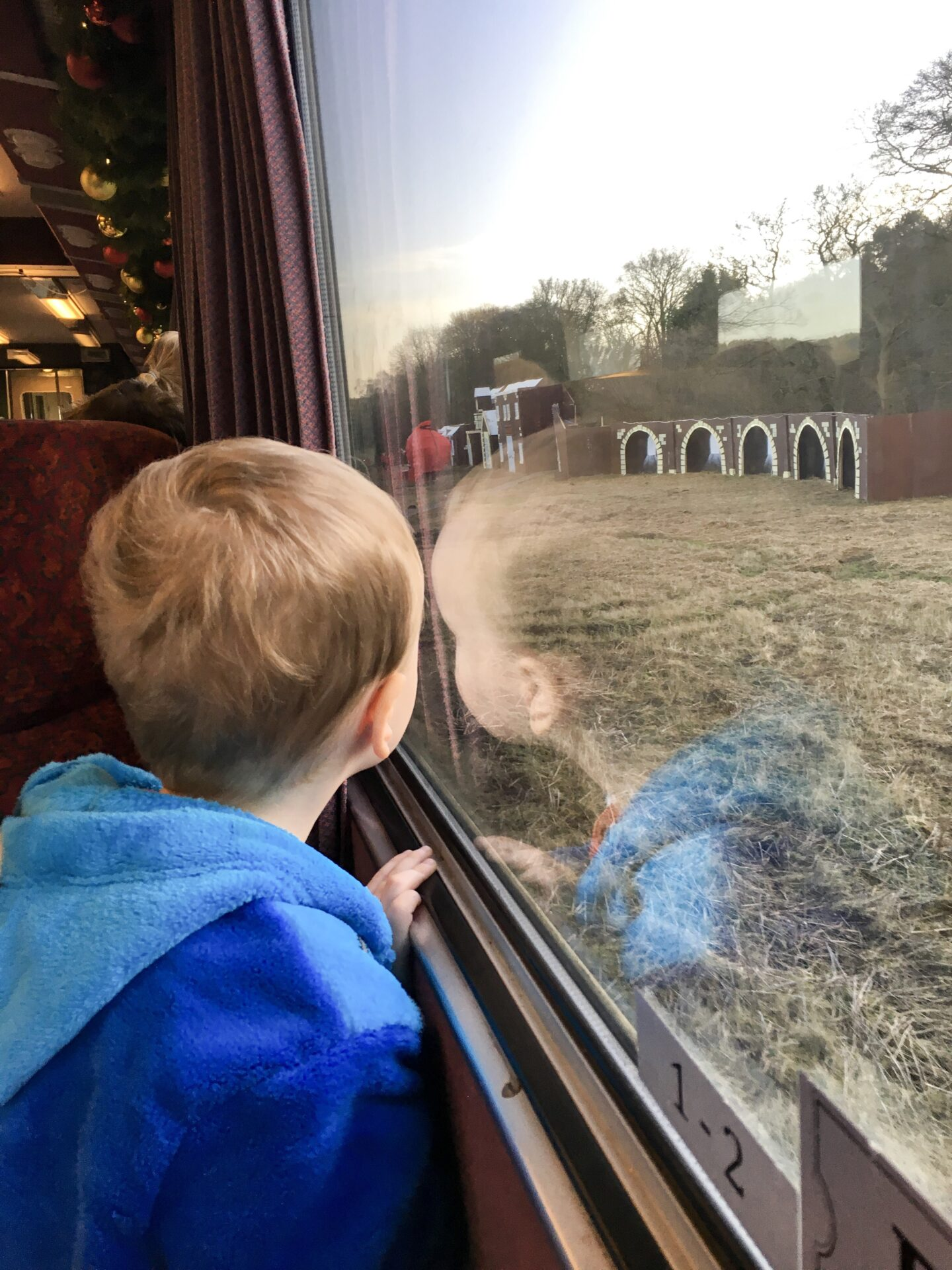 Tanfield Railway's North Pole Express vs the Weardale Polar Express