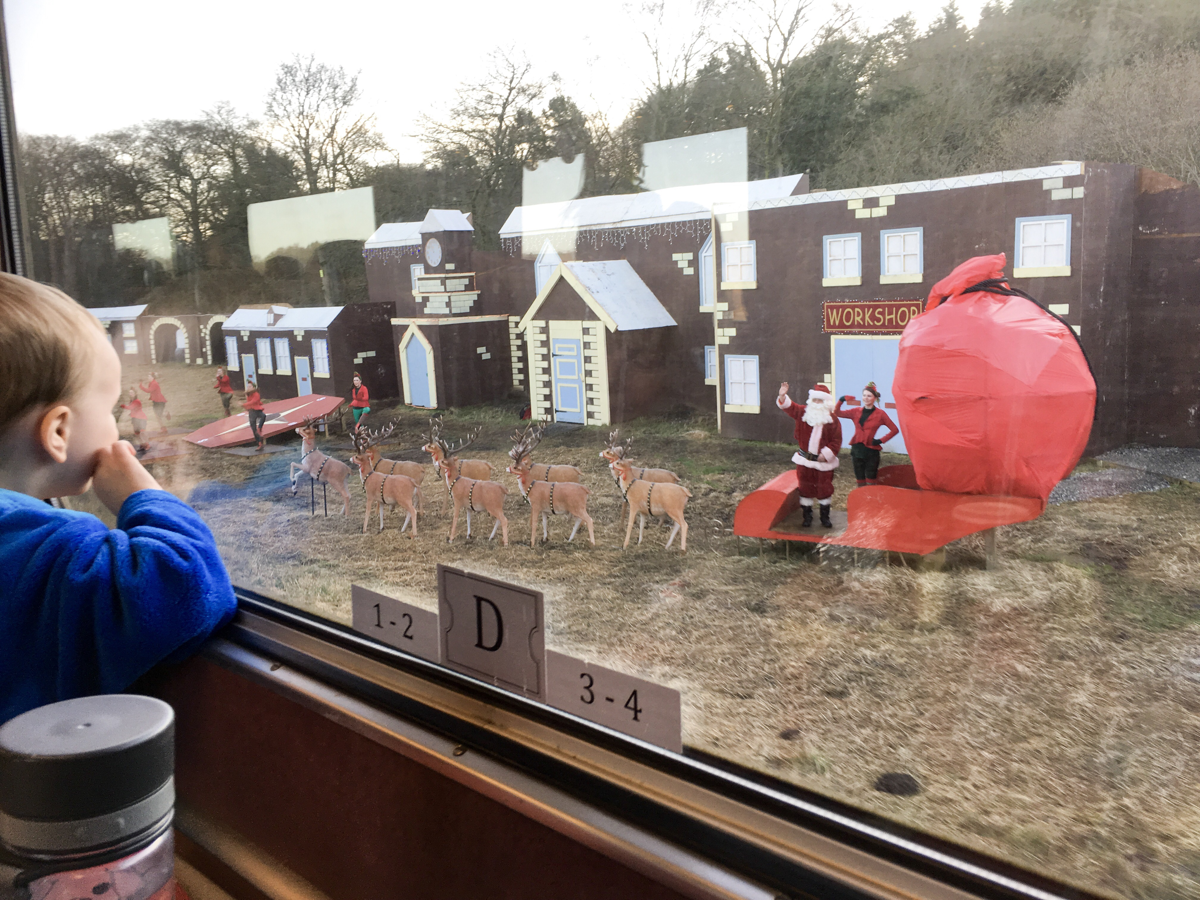 A review of the North East Christmas rail experiences