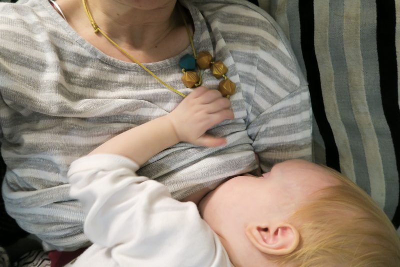 Mama Jewels GEO teething necklace set - review and giveaway