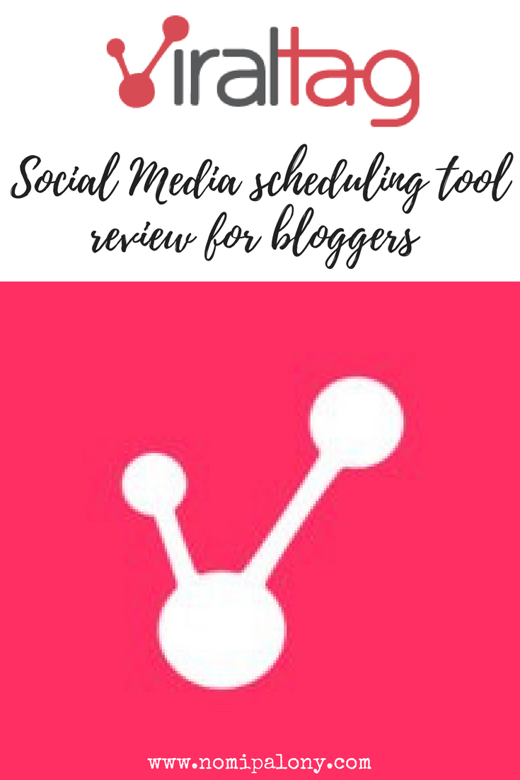 Review for bloggers - Viral Tag the social media scheduling tool