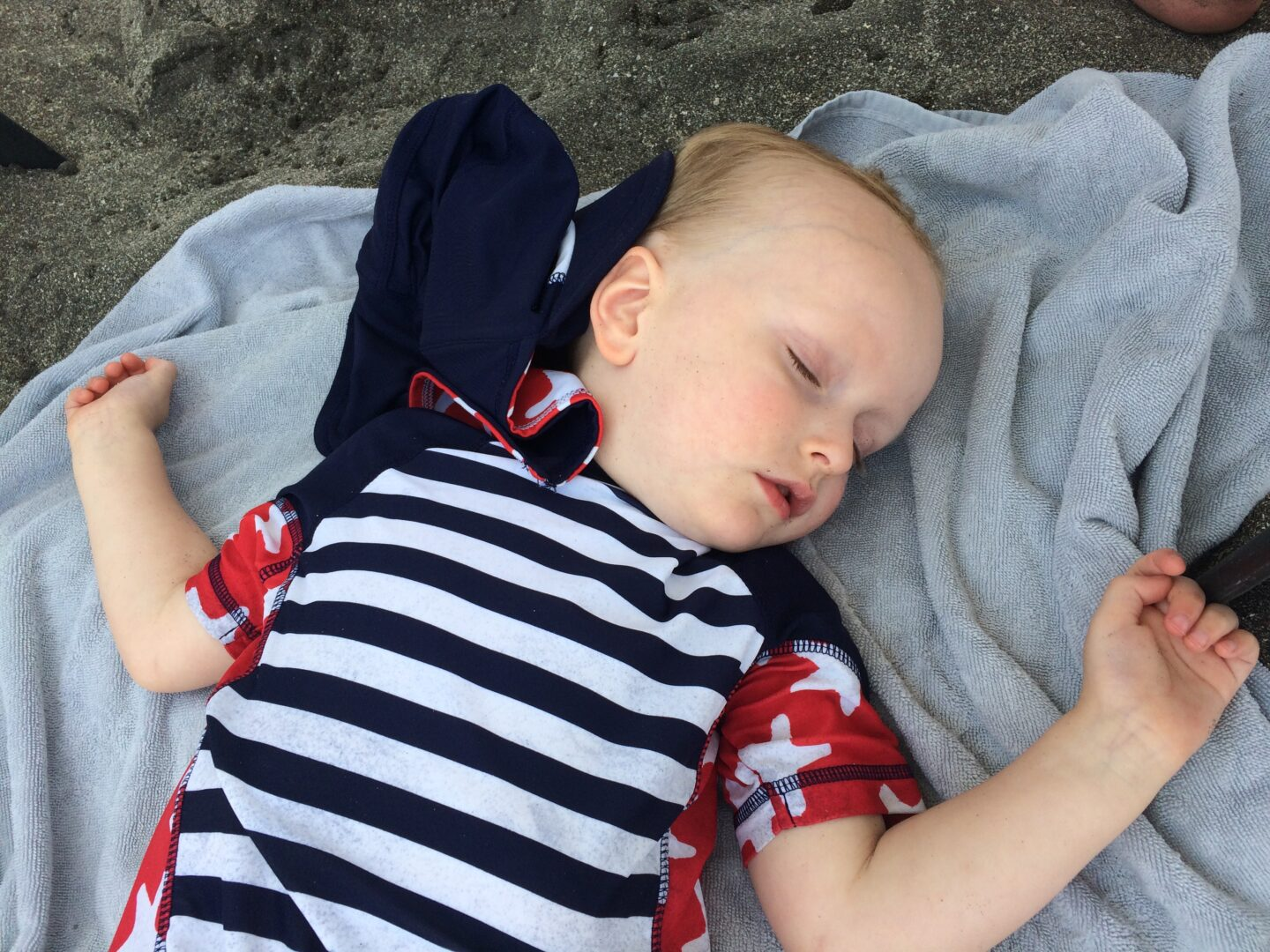 Why parents hate to mess with nap time and why I won't again.