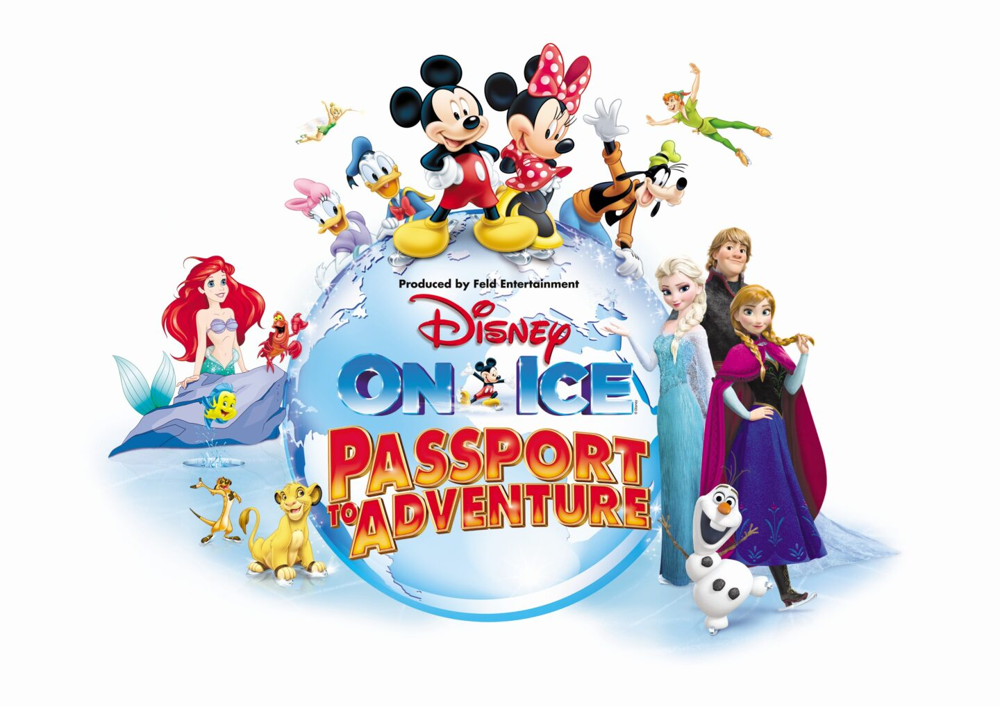 Disney On Ice presents Passport to Adventure Newcastle ticket giveaway