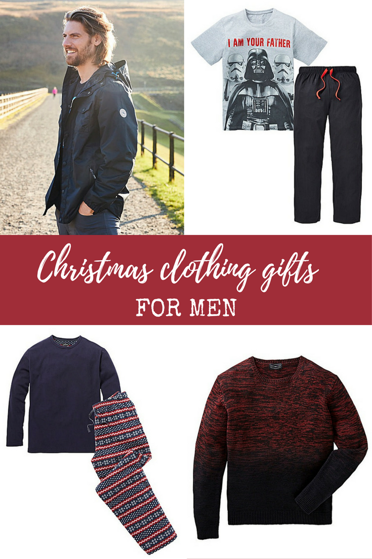 Christmas clothing gifts for men