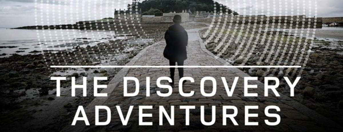 Why you need to download The Discovery Adventures podcast by Land Rover for your family car journeys #TheDiscoveryAdventures