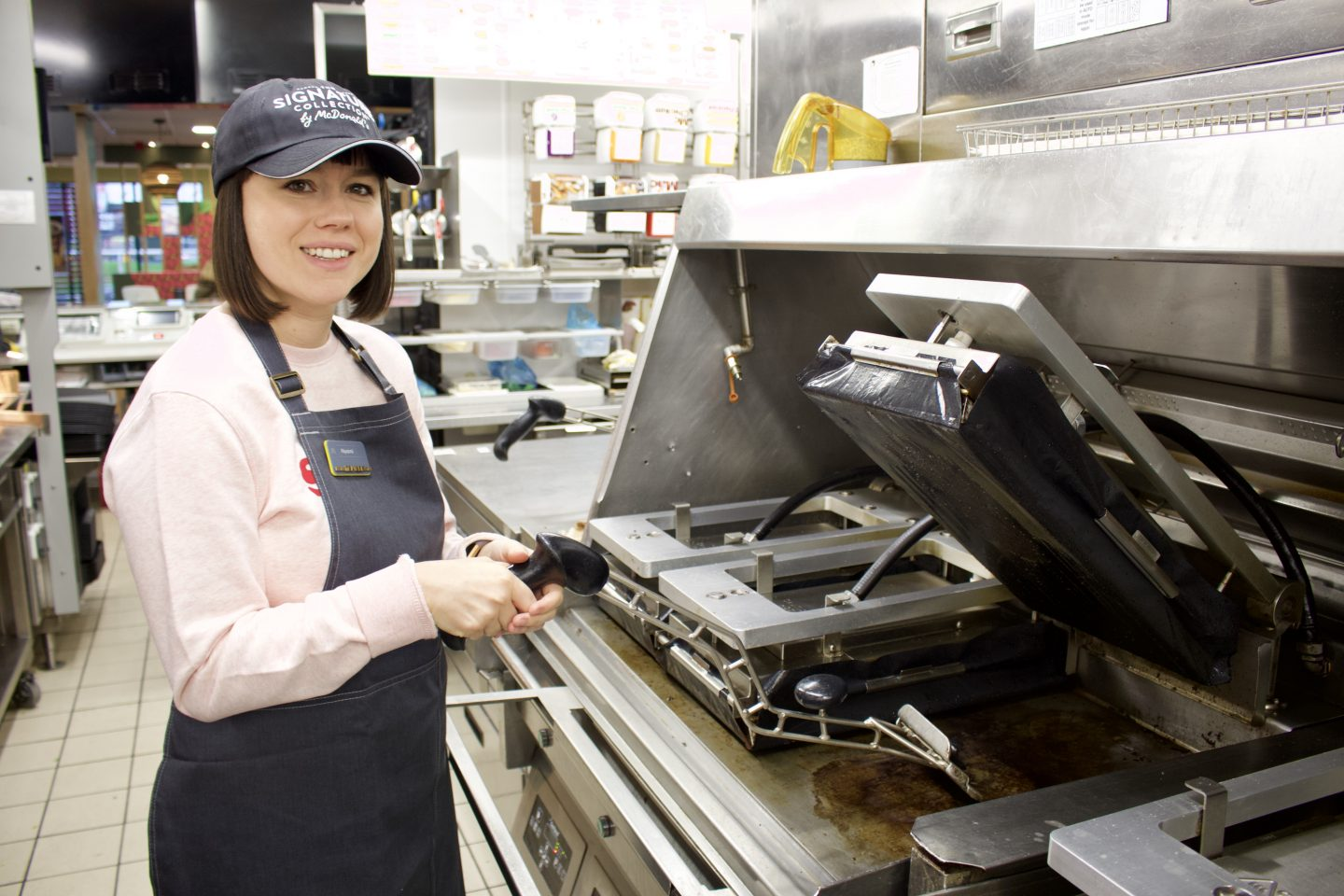13 surprising new things I discovered going behind the scenes at McDonald's…