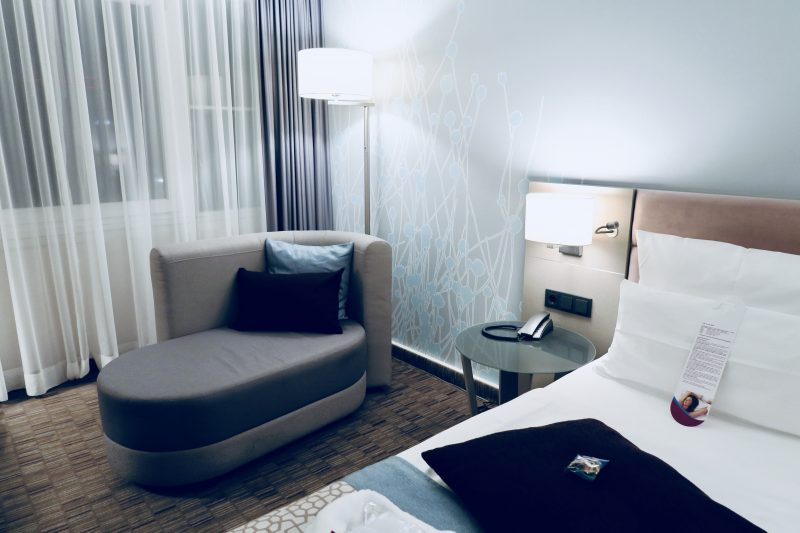 Crowne Plaza Berlin City Centre review