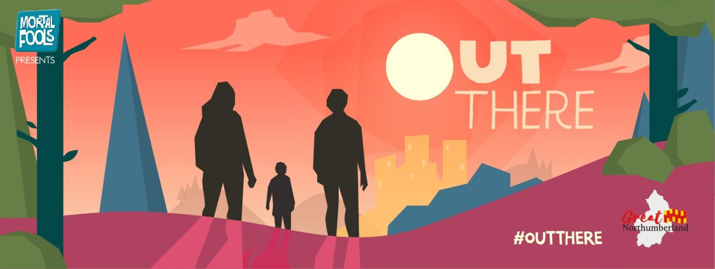free outdoor theatre production 'out there'