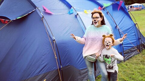 Festival camping tips for families from seasoned pros