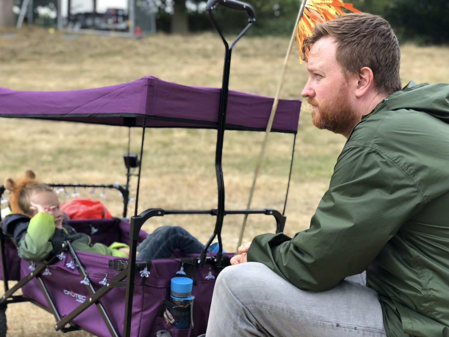 Creating a family camping starter kit from scratch