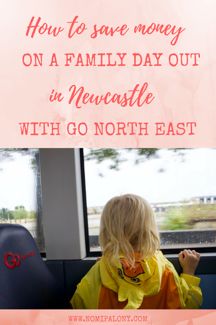 How to save money on a family day out in Newcastle with Go North East