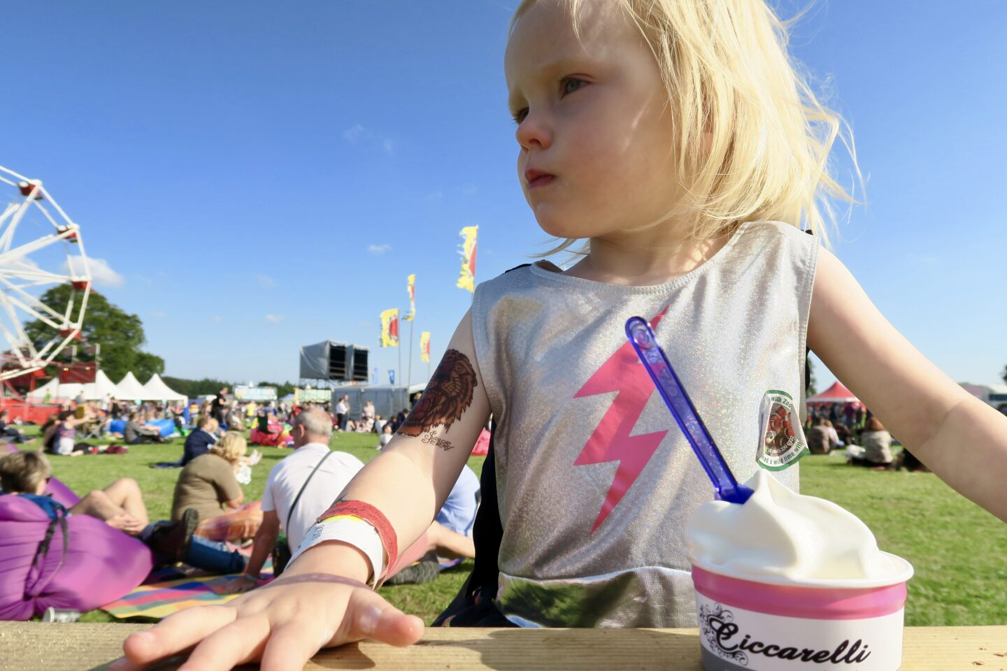 Top 5 family-friendly music camping festivals near North East England in 2019