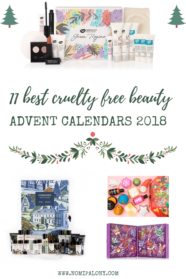 Best cruelty free beauty advent calendars 2018