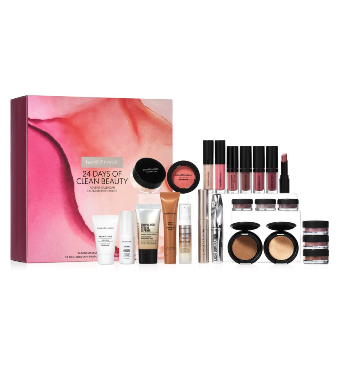 Best cruelty free beauty advent calendars 2019 - bareMinerals