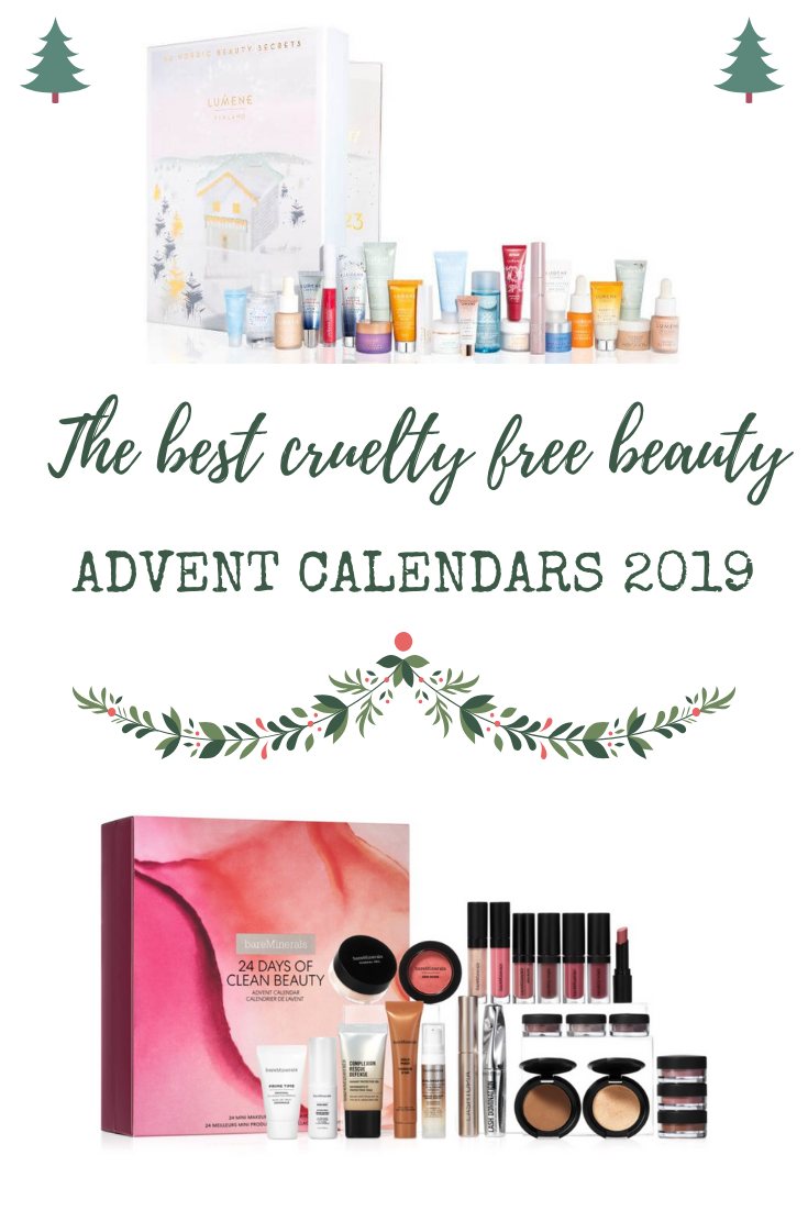 Best cruelty free beauty advent calendars 2019
