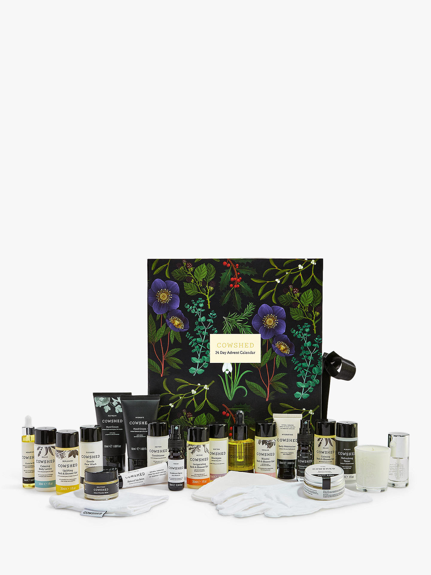 Best cruelty free beauty advent calendars 2019 - Cowshed