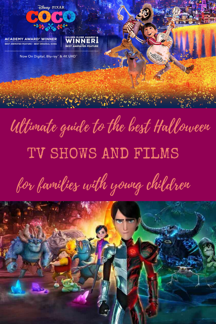 ultimate guide to the best halloween tv shows and films for families