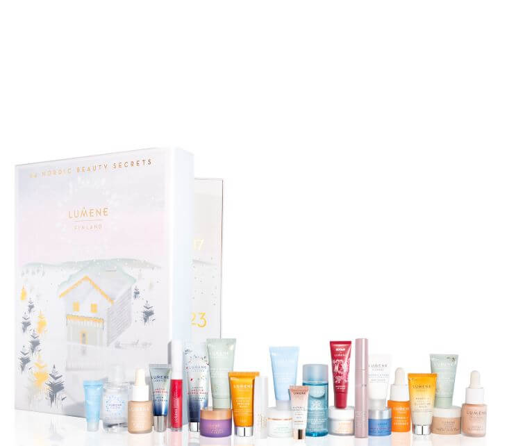 Best cruelty free beauty advent calendars 2019 - Lumene