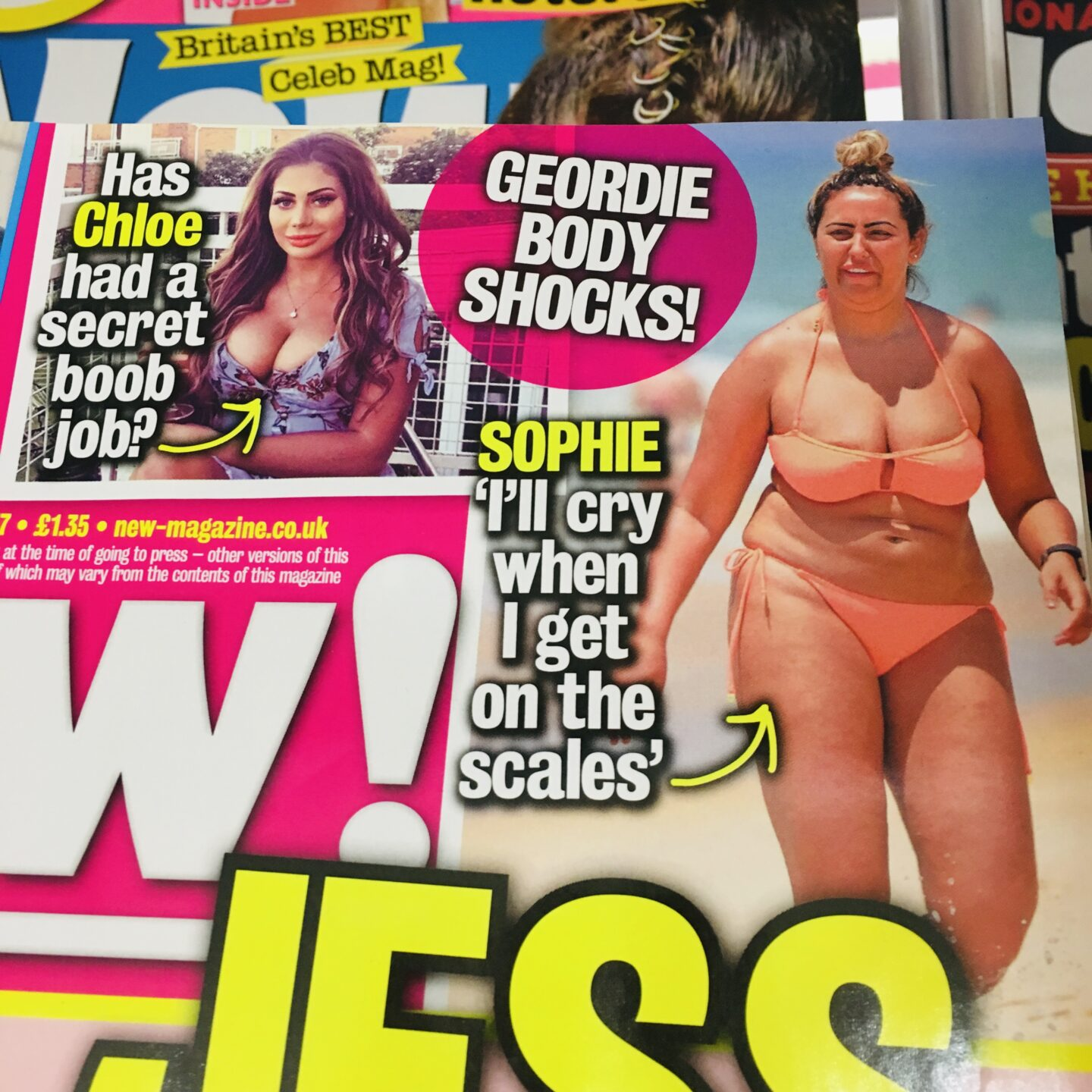 Why I don't read 'women's magazines' and why you shouldn't either…