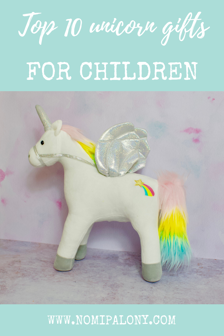 Top 10 unicorn gifts for children