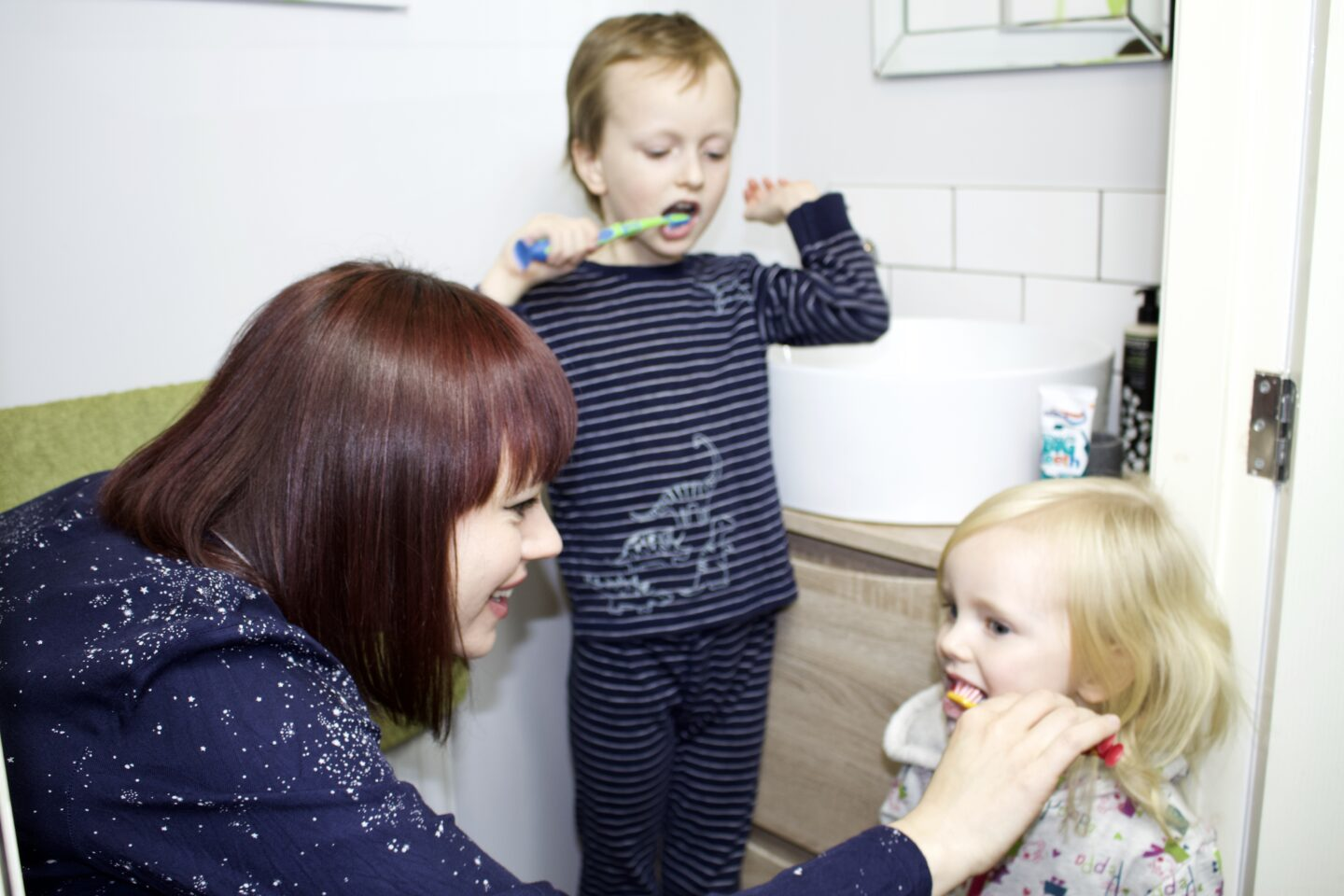 Top tips for brushing your children's teeth