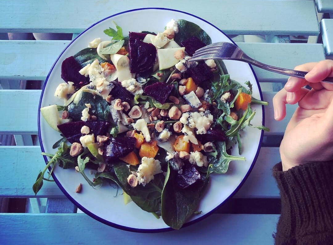 How to create the perfect salad every time