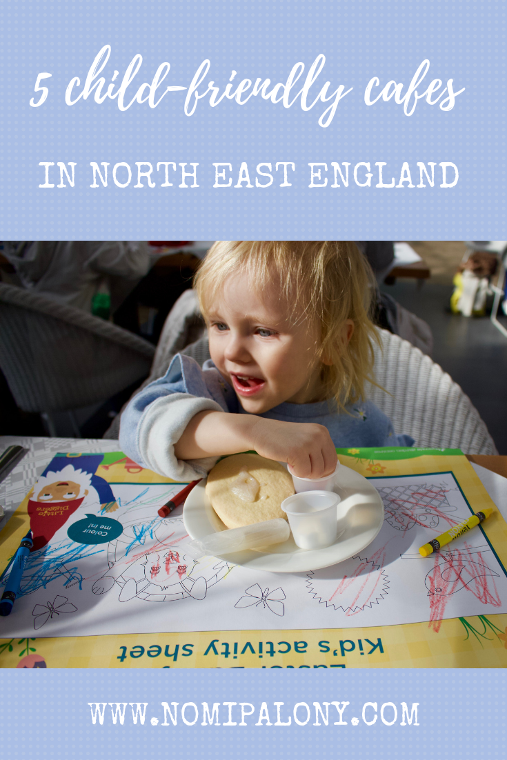 5 child-friendly cafes in North East England
