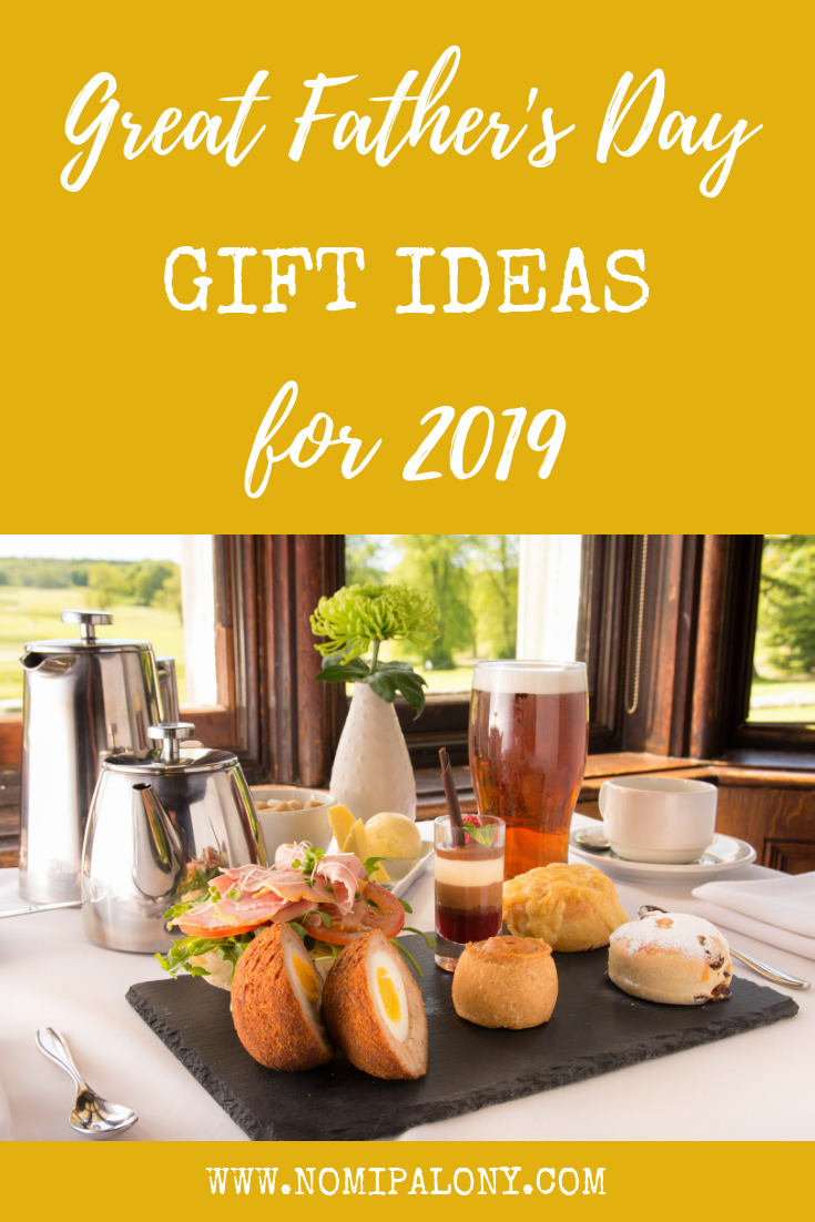 Buying for the men in your life can be tough. Here are my Father's Day gift ideas for 2019 - ranging from stocking filler items to more luxurious with local and independent options. You can buy everything on this list online for your convenience.