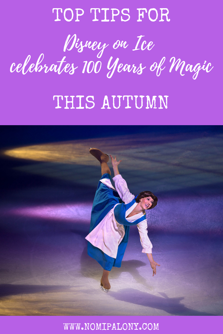 AD: Top tips for Disney On Ice celebrates 100 Years of Magic this Autumn
