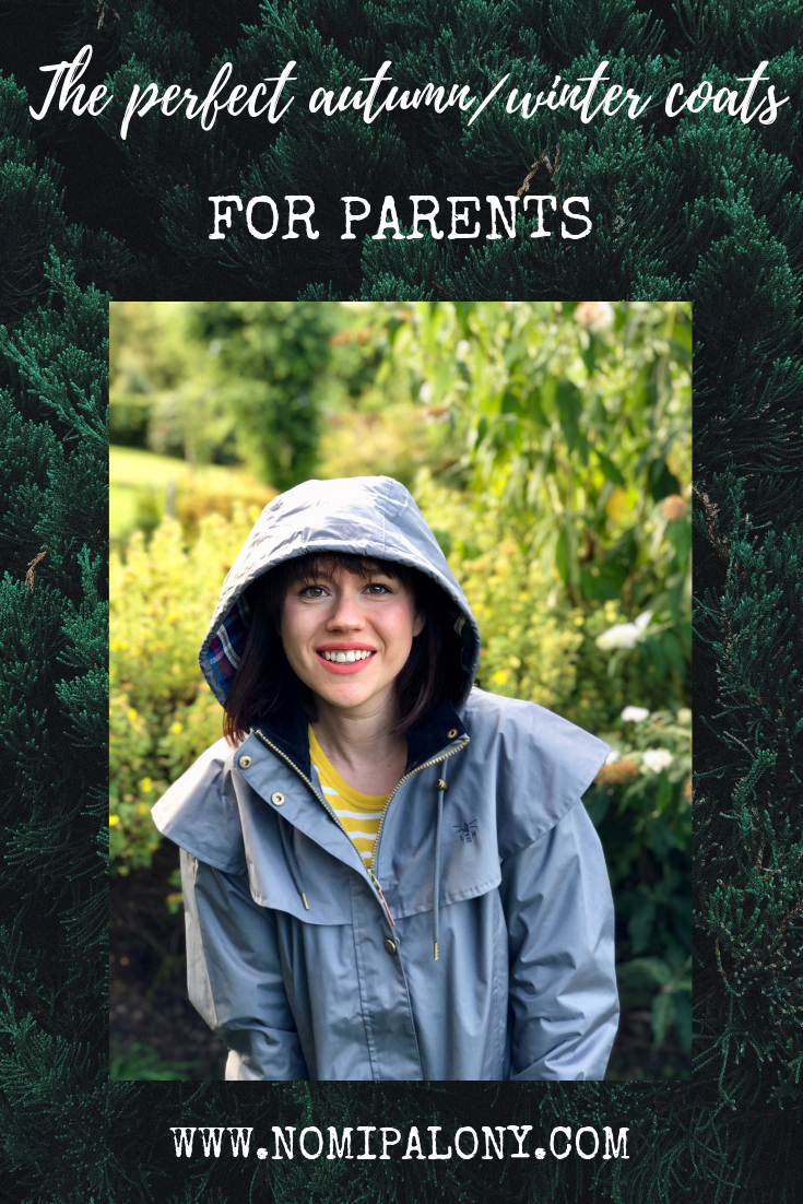 #AD: The perfect autumn/winter coats for parents from Lighthouse Clothing.
