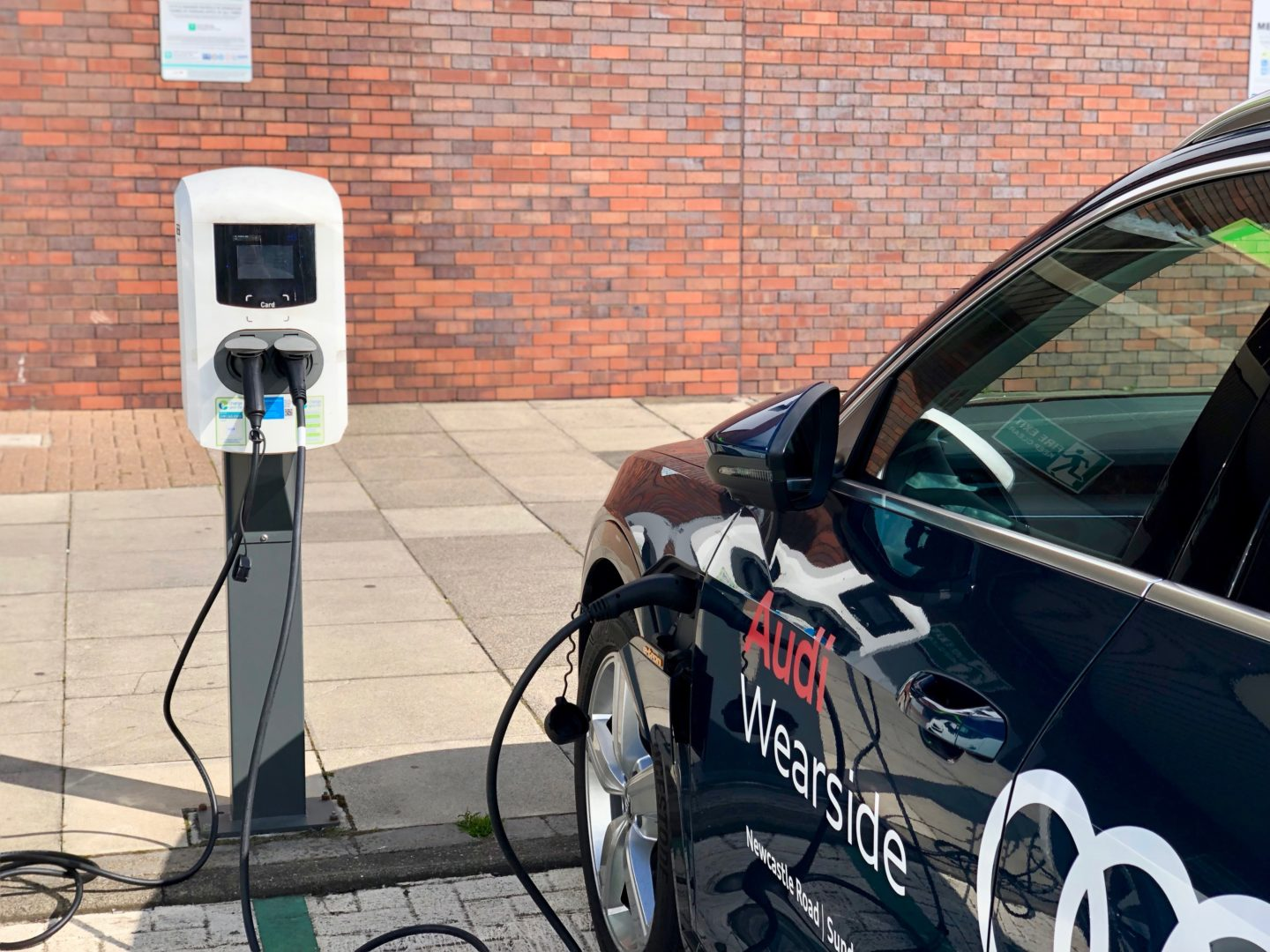 A normal weekend in the North East using an electric car - what's it really like?