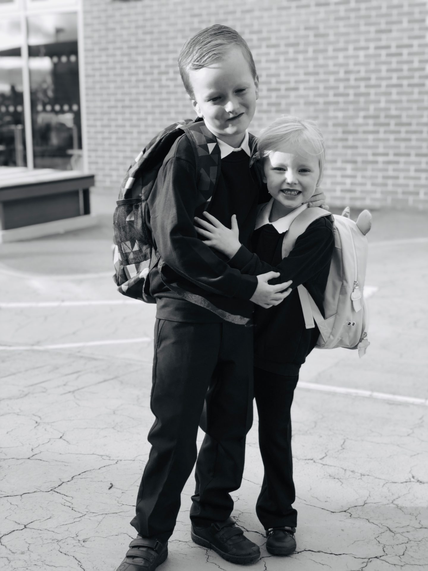 Letter to my first born on his 8th birthday - year 3 of school