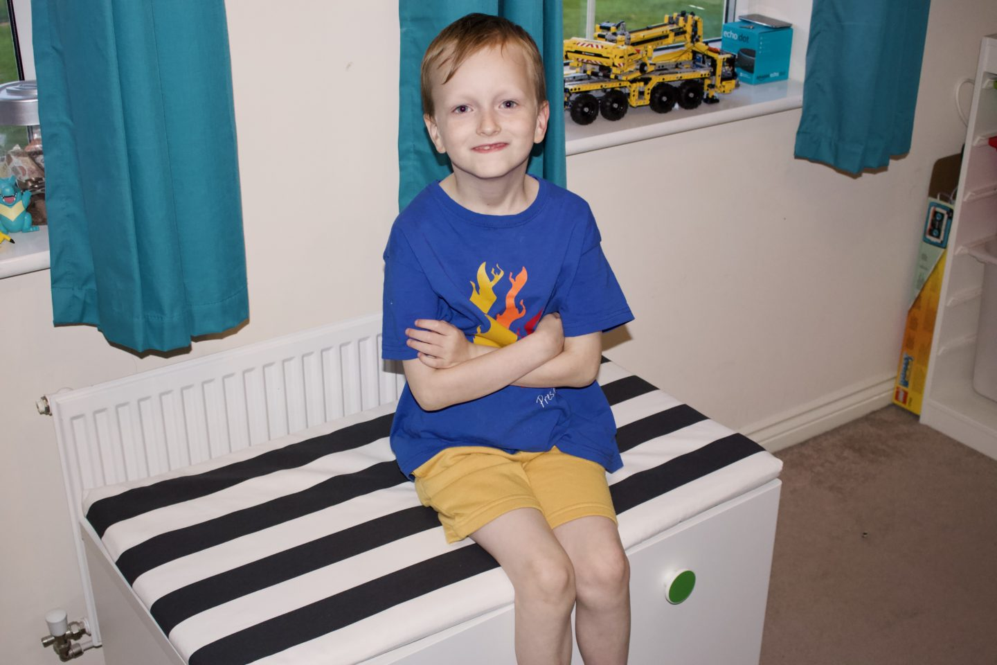 Letter to my first born on his 8th birthday - happy boy