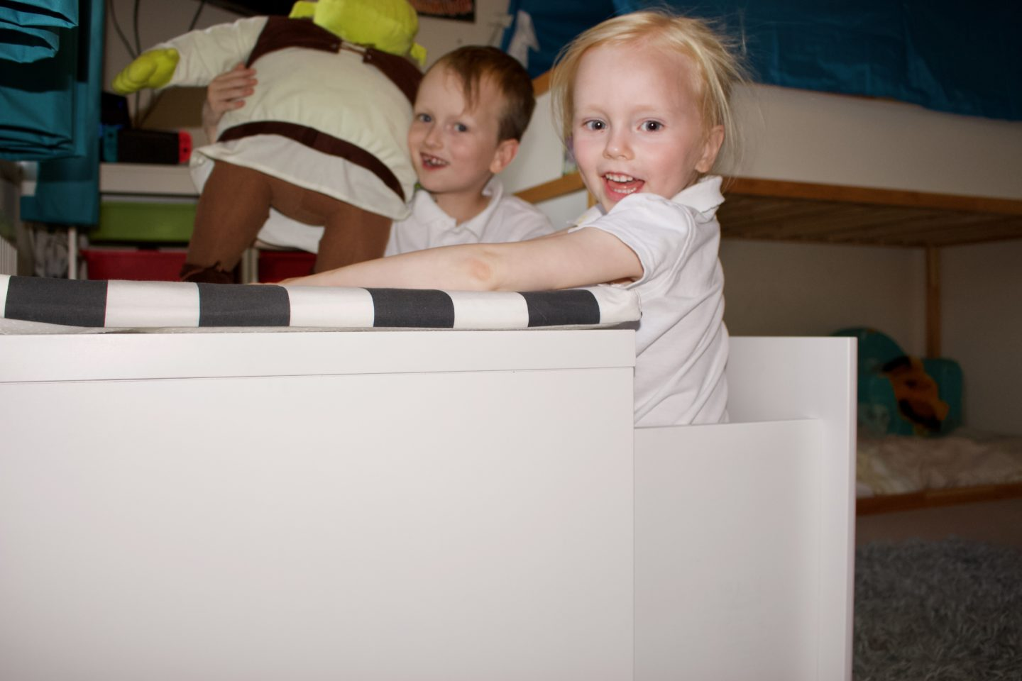 AD: Creating an after school wind down area with IKEA
