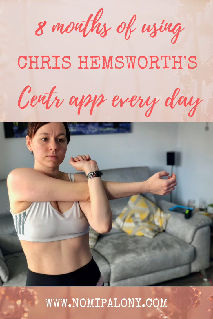 Centr app review update – what is Chris Hemsworth's health and fitness lifestyle app really like when you've been doing it every day for 8 months.