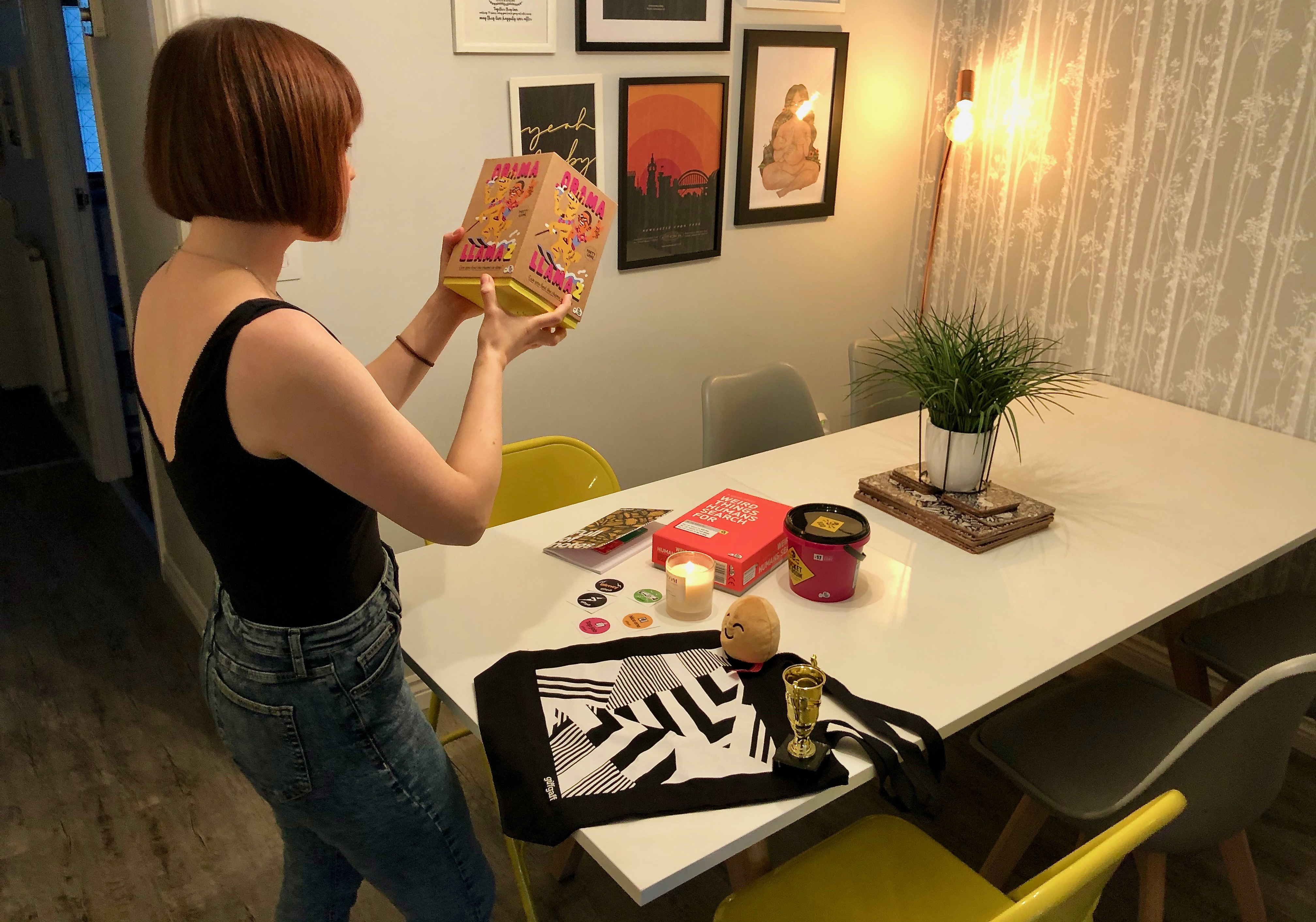 All about staying connected with your friends in your 30s - what is friendship like in your 30s and top tips for how to stay connected. Preparing for games night by reading about the Obama Llama game.