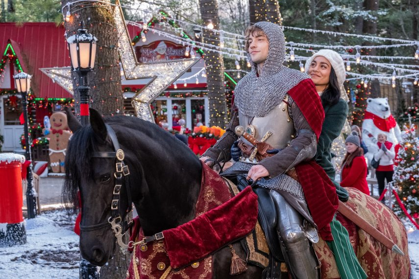 The Knight before Christmas from Netflix.