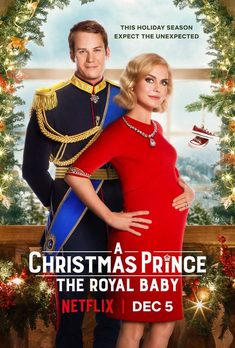 The 10 best new cheesy Christmas films on Netflix, Lifetime, Disney + and in cinema, Winter 2019. A Christmas Prince: The Royal Baby.