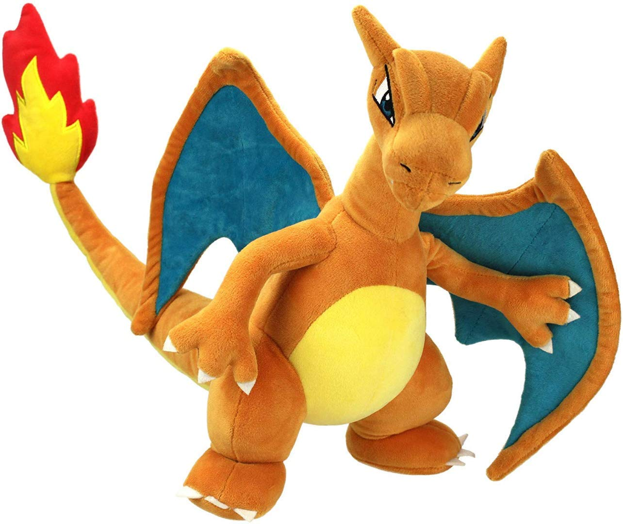 10 Pokemon gifts for kids you can buy on Amazon. Charizard plush.