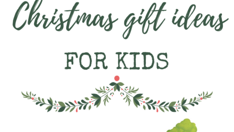 Inspiration for Christmas gifts for children - 10 things under £50 that I'm getting my 8 year old son and 5 year old daughter for Christmas this year.