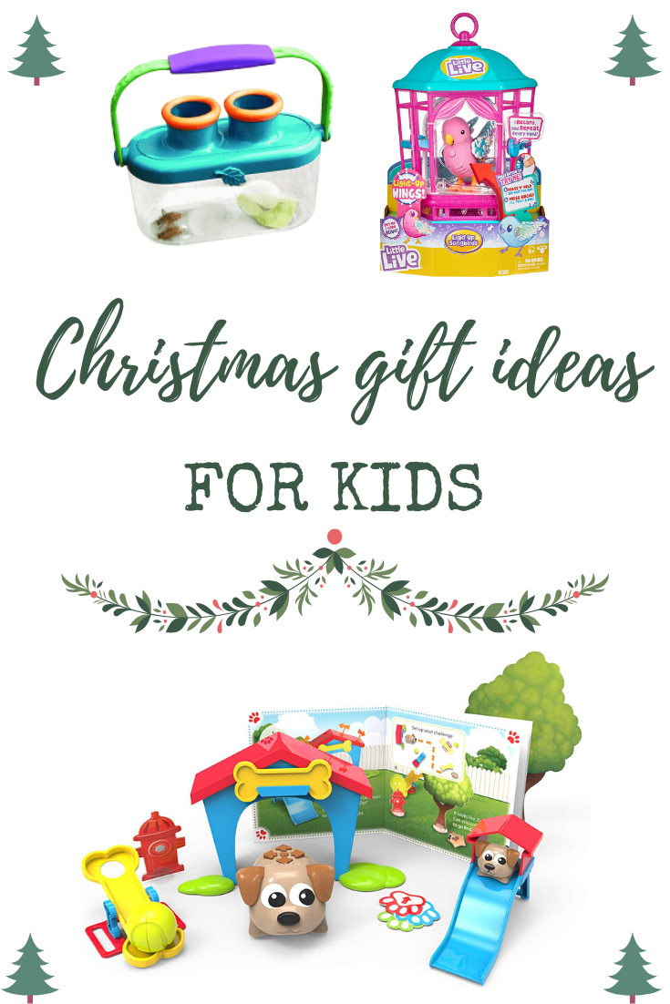 Inspiration for Christmas gifts for children – what I'm getting my kids this year