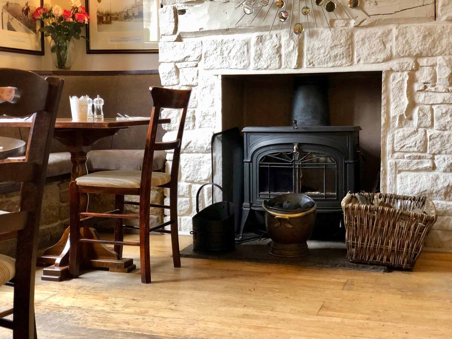 AD: Landal Sandybrook Peak District family review - a relaxing autumnal long weekend break. Rose and Crown, Mayfield