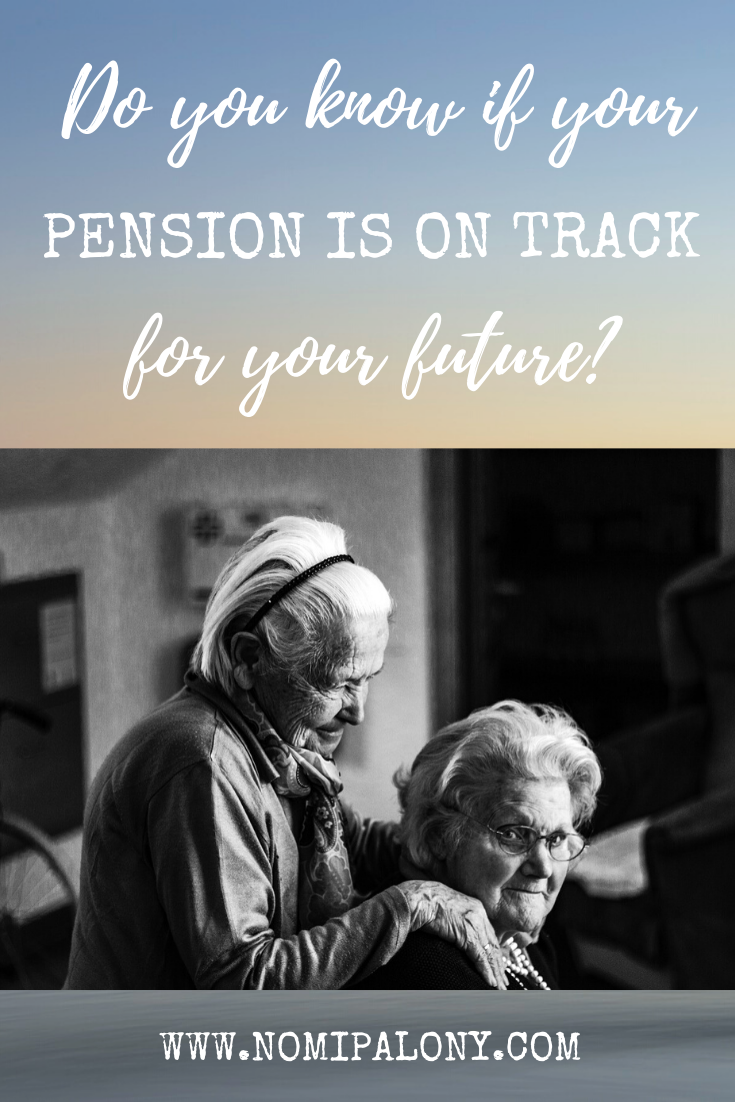 #AD: Do you know if your pension is on track for your future? Find out about the Scottish Widows 2019 Women & Retirement Report and what you can do to improve your pension projections.